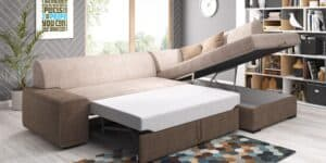 minos bed en opberging